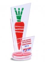 """Победитель в номинации """"Лучшее корпоративное мероприятие бюджетом более 20 000 у.е."""""""