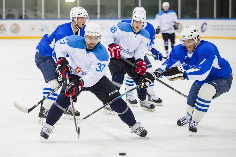 Хоккейный турнир