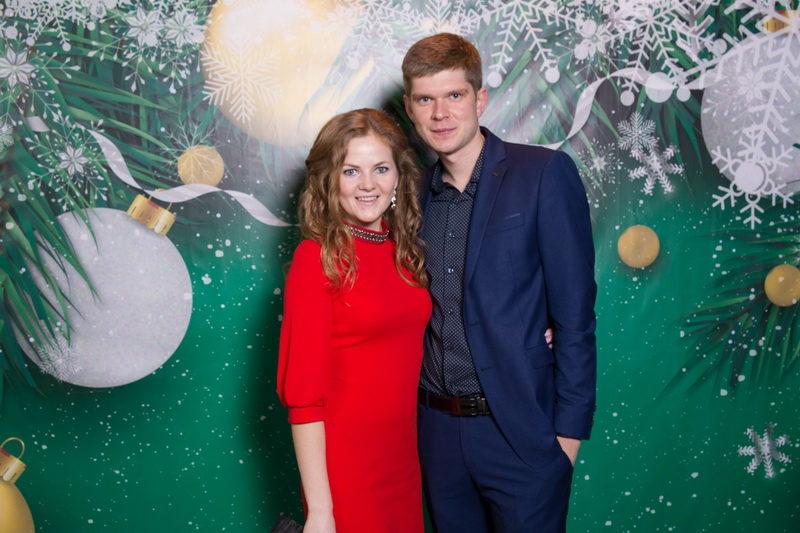 Новогоднее мероприятие Белгипродор
